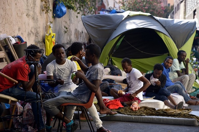 Italy's migrants don't expect life to change after the election