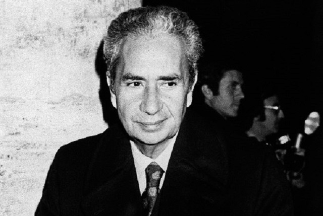 Italy's new memorial to Aldo Moro vandalized after less than a week