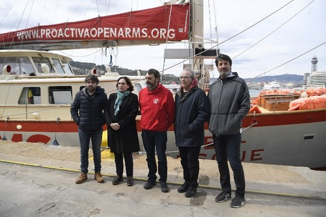 Spanish aid group slams Italy for seizing migrant rescue boat