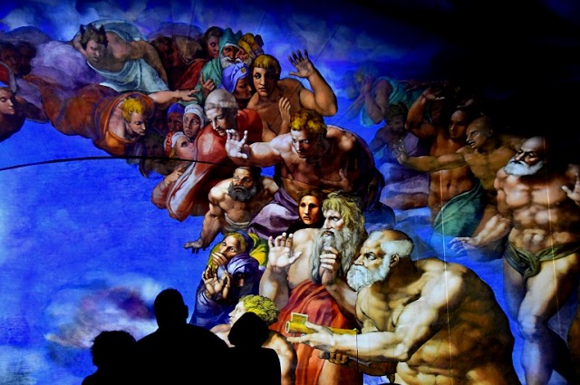 Ambitious theatre show brings the Sistine Chapel to life, with Vatican blessing