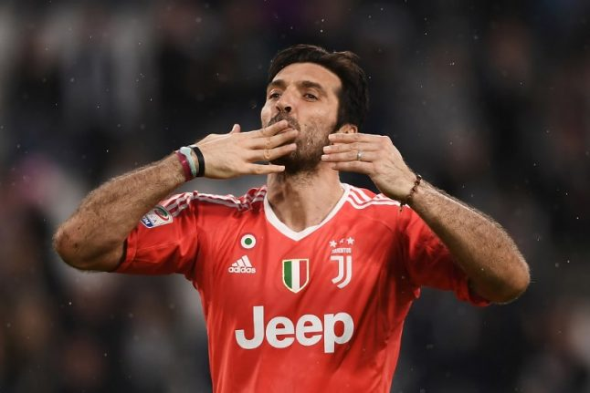 Buffon turns to 'long walks, mushrooms and daisies' to cope with ref's controversial call