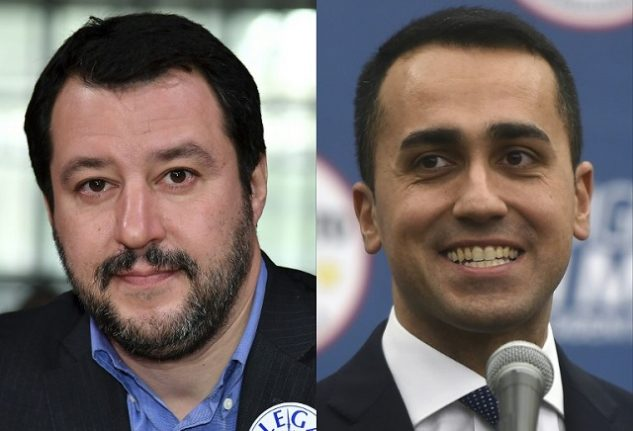 What to expect from Italy's government talks