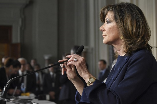 Who is Elisabetta Casellati? The woman trying to break Italy's parliamentary deadlock