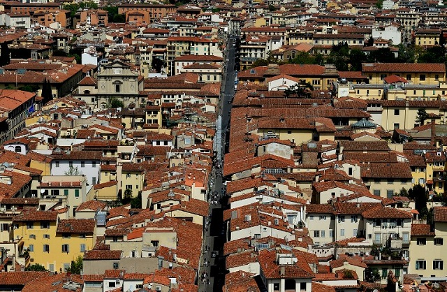 American student stabbed in Florence after 'defending girlfriend from harassment'