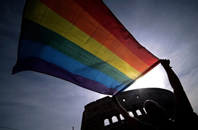 Children of same-sex couples officially recognized in a first for Italy