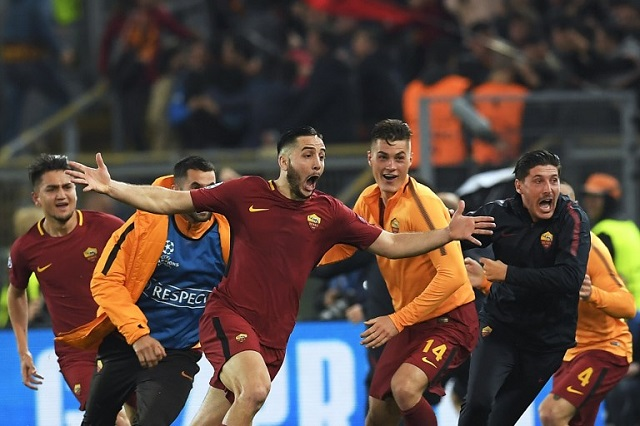 Roma fans queued through the night for Champions League tickets