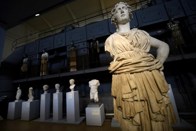 Rome museum robbed of €10,000
