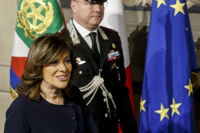 Speaker of Italian senate given two days to break deadlock between centre-right and Five Star Movement