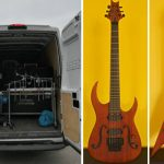 Italian band's live rig and one-of-a-kind instruments stolen in Gothenburg