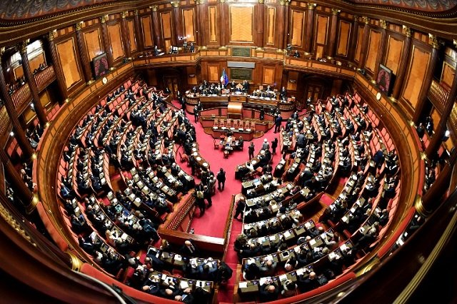 It's official: Italy kicks off its search for a new government