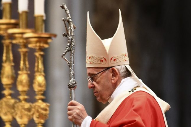Pope to appoint 14 new cardinals