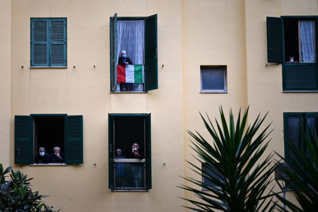Are Italian homes really some of the smallest in Europe?