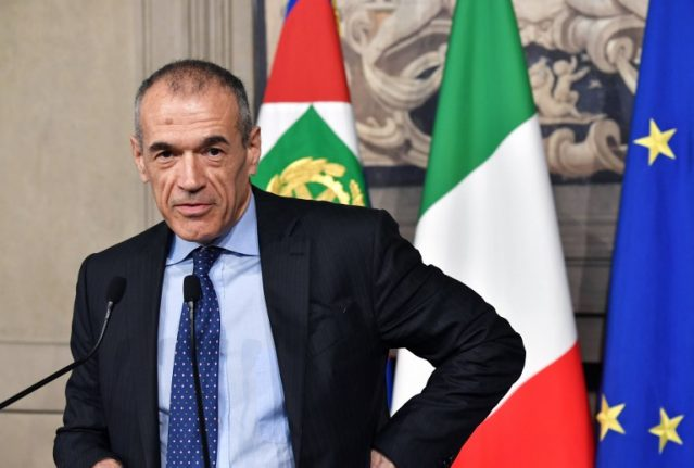 AS IT HAPPENED: Italy prepares for caretaker government and early elections