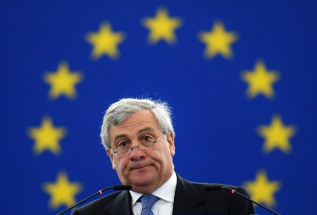 EU warns against euroscepticism as populists prepare to govern Italy