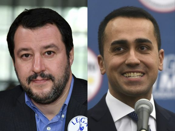 Italy could have a government by Monday