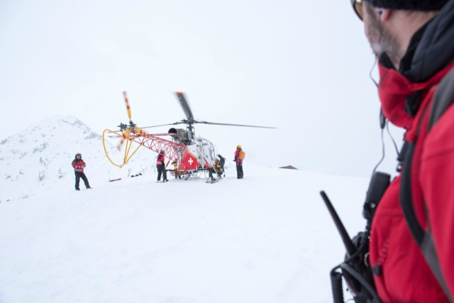 Survivor of Swiss Alps tragedy: 'Now I know what hell is like'