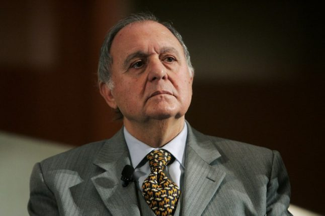 Paolo Savona, the eurosceptic to oversee Italy's relations with Europe