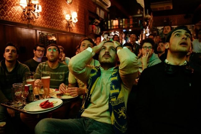 Italians prepare for a World Cup without the Azzurri