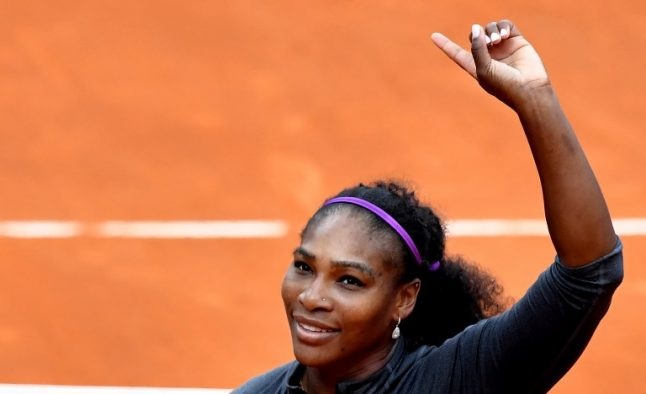 Serena Williams pulls out of Italian Open in Rome