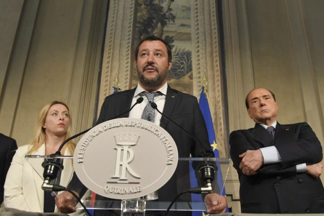 Italy might hold new elections in July