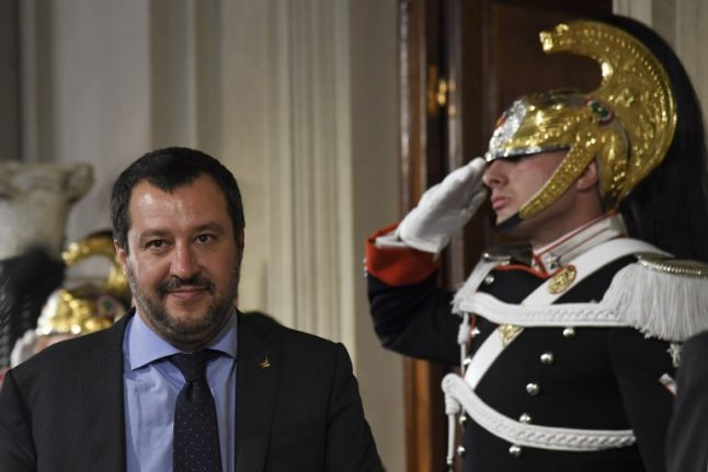 Leak reveals League and Five Star Movement's radical plans for Italy