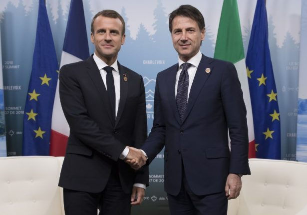 French president 'never meant to offend' Italy with criticism over migrants