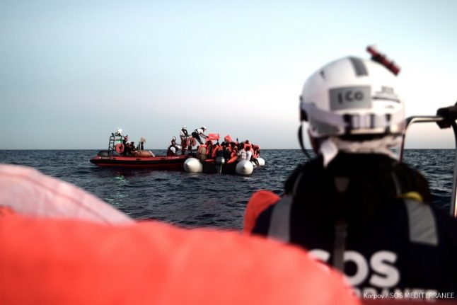France joins Italy's criticism of NGO migrant rescue ships