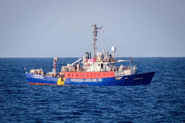 Italy's Salvini bans two more migrant rescue boats
