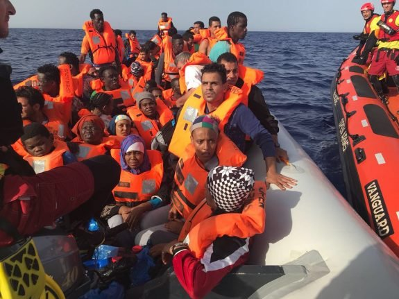 Spain to take in NGO with 59 migrants after Italy and Malta refuse access