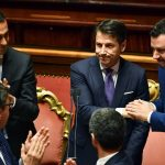 Here are the main things Italian PM Giuseppe Conte said in his first speech