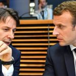Italy PM held secret meeting with French president in Rome