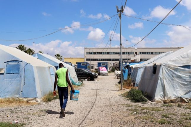 Inside the slum that houses southern Italy's migrant workforce