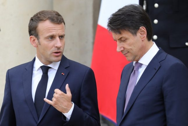 Migrant row between France and Italy caps a history of prickly relations