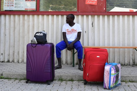 In 'Calais of Italy' tension soars over migrant crisis