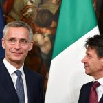 Italy seeks help from Nato to tackle migrant crisis