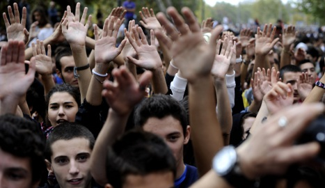 Over 25 percent of young Italians not in work, education or training