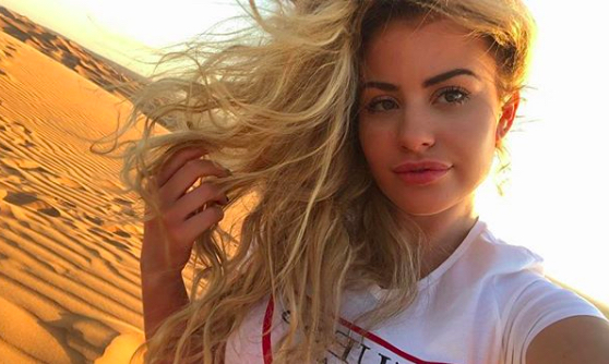 Italian court convicts man of kidnapping British glamour model