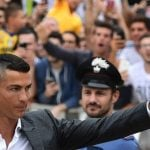 'I want to show I'm not like others': Ronaldo gives first official speech after arriving in Turin