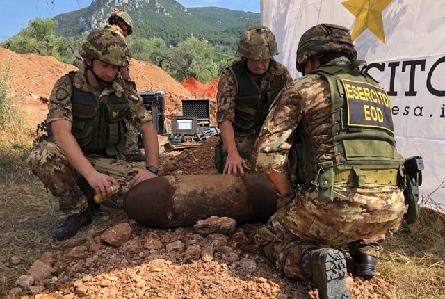 19,000 evacuated for detonation of two unexploded WW2 bombs