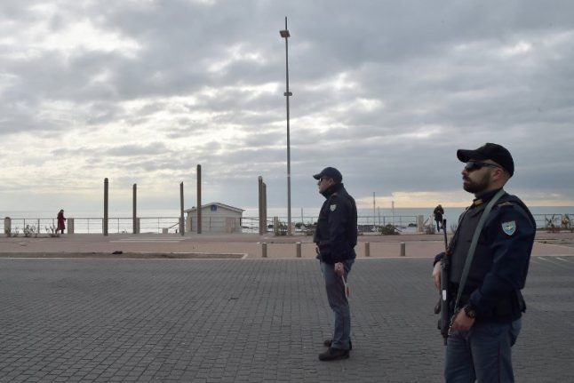 Police raids target powerful Casamonica clan in Rome and southern Italy