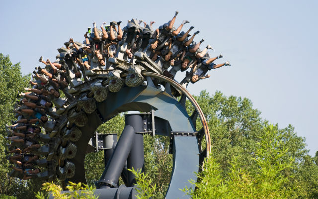 Five great amusement parks to take the family to in Italy