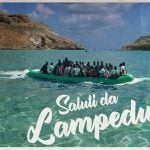 Italians send postcards to Salvini to protest migrant policy