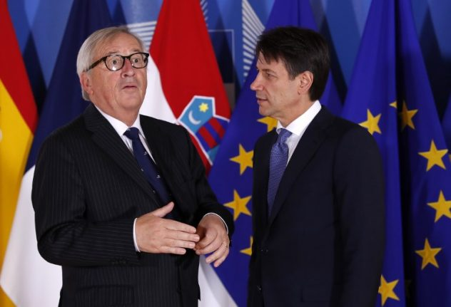 Italy and Libya reject new EU migrant strategy