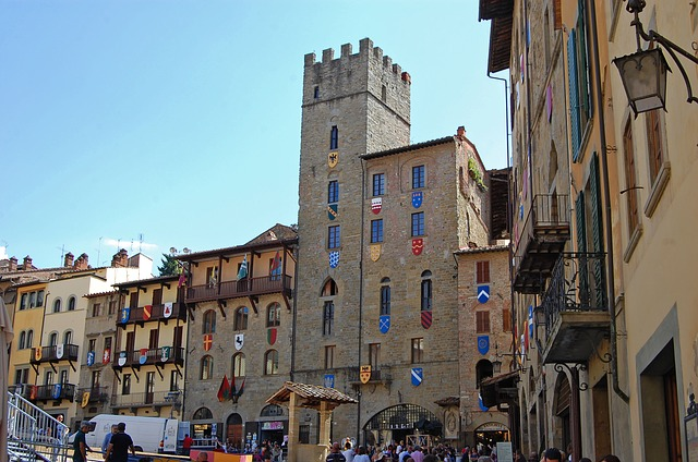 Why Arezzo should be the next town you visit in Tuscany