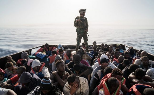 Italy to give Libya extra boats to deal with migrant crossings