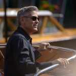 George Clooney taken to hospital after scooter crash in Sardinia