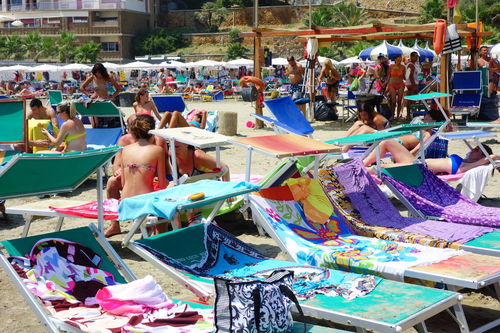 Italy braces itself for a scorching weekend