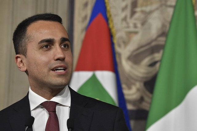 Italy cuts former lawmakers' pensions in Five Star victory