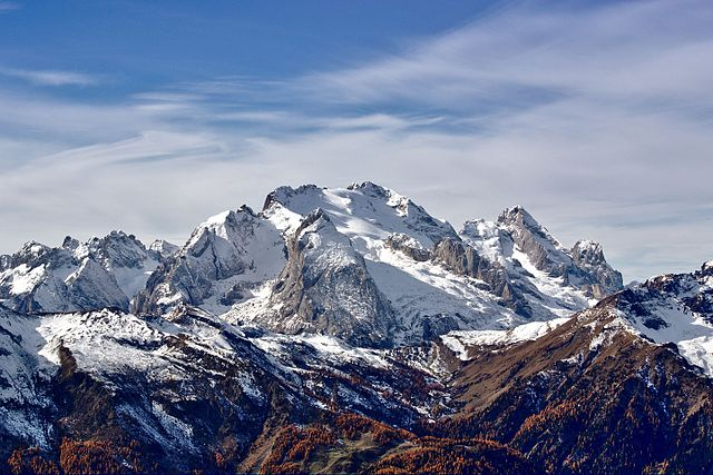 Moving mountains: Italian regions squabble over who can claim 'Queen of Dolomites'