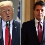 Unlikely allies? Italian PM Giuseppe Conte meets Donald Trump